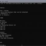 Instalar Subsistema de Windows para Linux con un solo comando